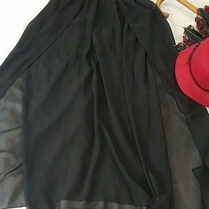 Pure Energy Sheer Long Skirt